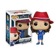 Agent Carter Pop figure