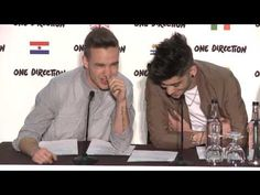"Where We Are Tour 2014 Press Conference! ""No more questions about he Lion King please."" Hahaha"