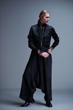 Y's 2015-16年秋冬コレクション - 民族×現代、新しいスタンダードを確立 | ニュース - ファッションプレス