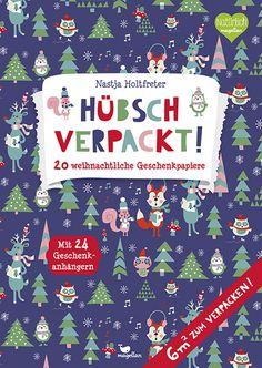 Ganz neu beim magellan Verlag gibt es Geschenkpapierbücher mit 20 Bögen zum raustrennen und mit 24 Geschenkanhängern. Super praktisch, weil ...