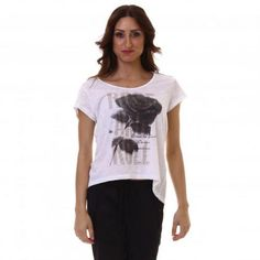 #Dimensione danza t-shirt stampata m/m slub j. ad Euro 30.80 in #Dimensione danza #Abbigliamento t shirt