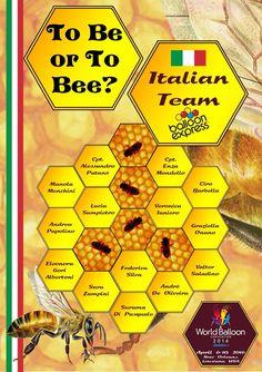 Beebrave Italian team