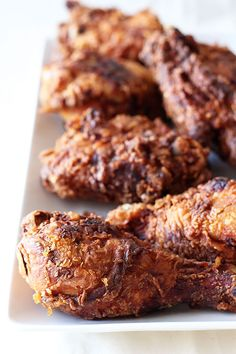 How to Make Fried Chicken - my boyfriend said this was the BEST fried chicken he's ever had!