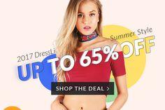 2017 DressLily Summer Style - undefined undefined