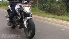2017 KTM Duke 200 Spied Testing In India Launch Next Quarter
