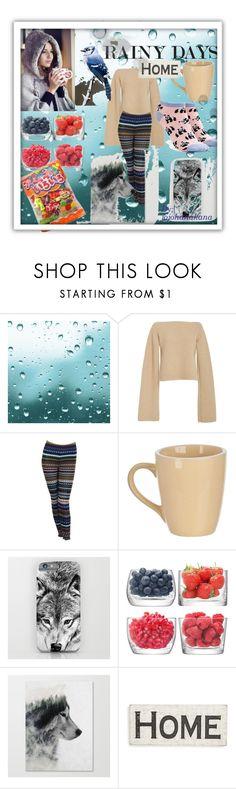 """Rainy Dayz"" by jojohanakana on Polyvore featuring Khaite, Missoni, LSA International, Primitives By Kathy and Forever 21"