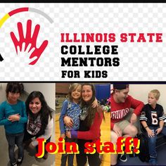Are you a mentor at @illinoisstateu chapter of #CollegeMentorsforKids that wants to be MORE involved in the program?  Consider applying to be on Staff! Staff applications can be found on the College Mentors at Illinois State University's Facebook page and will be sent out in the weekly email. Applications are due next week!  #CollegeMentorsforKids #CollegeMentors #MentoringMatters #mentoringmilestones #IllinoisStateUniversity #JoinStaff by ilstu_cmfk