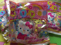 Hello Kitty mini marshmallows