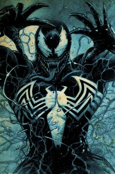 Venom by Eddy Newell