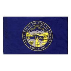 Indoor and Parade Colonial Nyl-Glo Nebraska Flag-Assorted Sizes http://www.pacificcoastflag.com/indoor-and-parade-colonial-nyl-glo-nebraska-flag-1.html