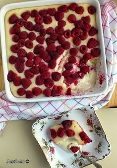 Pieczona manna na jogurcie « Justinka in The Kitchen Roasted semolina with yogurt «Justinka in The Kitchen Sweet Desserts, Sweet Recipes, Snack Recipes, Dessert Recipes, Helathy Food, Healthy Candy, Homemade Pastries, Good Food, Yummy Food