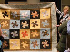 t lazy angle quilt - Google Search