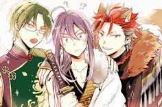 담아감 Akatsuki, Comedy Anime, Handsome Anime Guys, Vampire Knight, Beautiful Wife, Ensemble Stars, Cultura Pop, Manga Anime, Anime Boys