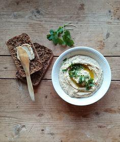 Ruokakonttuuri: Hummus - so good!