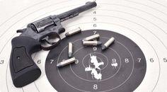 Przygoda na strzelnicy Hand Guns, Firearms, Pistols