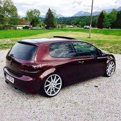 #Volkswagen #Golf_MK6