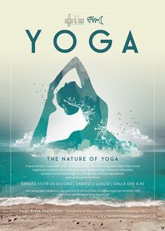 Yoga Flyer, Fb Banner, Jnana Yoga, Print Templates, Poster Templates, Flyer Template, Yoga Logo, Invitation Background, Best Book Covers