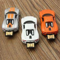 CLE USB 2 0 KEY 32 64 G GO GB CLÉ Mémoire Flash Drive Porsche Voiture Storage PC | eBay