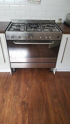 ELBA Free Standing Gas Cooker & Oven