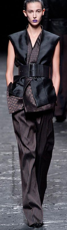 Paris Spring 2013 - Haider Ackermann