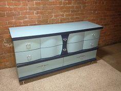 Vintage Art Deco Dresser | DeZignature401
