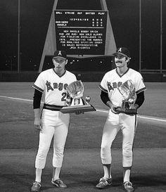 Joe Rudi & Bobby Grich - 1977 Angels