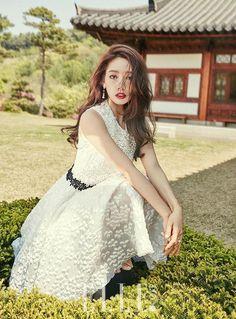 Park Shin Hye talks her new acting style in Doctor Crush with Elle Korea Park Shin Hye, K Drama, Gwangju, The Heirs, Korean Actresses, Korean Celebrities, Korean Beauty, Mannequin, Editorial Fashion