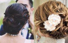 28 Classy and Elegant Wedding Hairstyle Inspiration