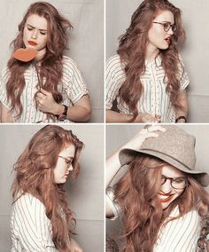 Holland Roden. She´s amazing. She´s my inspiration. I love her.