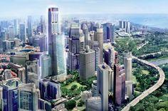 #Singapore_office_rental