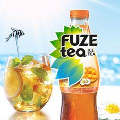 Fuze Tea - Surprising Fusions. Deliciously Good.