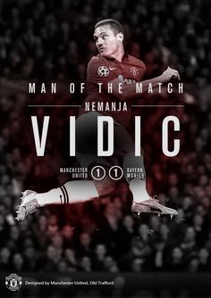 Congratulations to Nemanja Vidic on winning our Man of the Match poll. The #mufc skipper received 58% of your votes. pic.twitter.com/iwse17dr6a