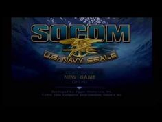 Socom US Navy Seals was released in 2002 by Sony Computer Entertainment The Title was used on the box in case anybody thought it looked weird, its official I...