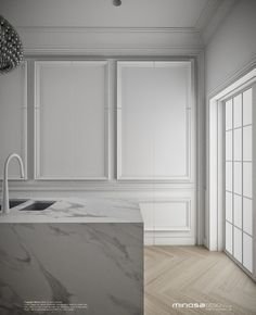 Minosa Design: Classic Modern Kitchen & Bathrooms by Minosa