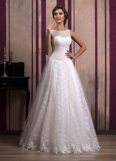1ba4ba539d78 64 najlepších obrázkov z nástenky Svadobné šaty u nás v salóne ...