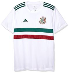 Mexico national football team Adidas Away White 2018-19 FÚTBOL SOCCER  CALCIO SHIRT JERSEY FUSSBALL CAMISA TRIKOT MAILLOT MAGLIA Camiseta BNWT d66415409