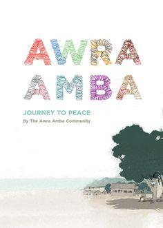 Journey to Peace book – The Awra Amba Experience (Holvi)