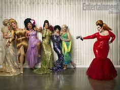 Drag queens!
