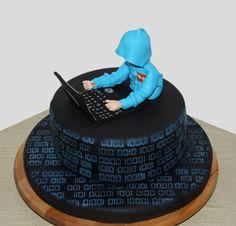 Cyber Warrior Cake Mais