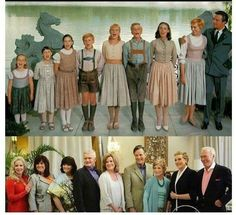 Sound of Music then & now