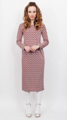 Вопрос 23. Простое и удобное платье.