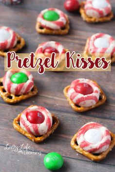 You will find out how to make these festive pretzel kisses. And you will learn just why these pretzel kisses make the best holiday snacks. A super simple holiday snack your whole family will love. Holiday Snacks, Christmas Treats, Christmas Baking, Holiday Recipes, Christmas Candy, Christmas Recipes, Christmas Pretzels, Xmas, Christmas Goodies