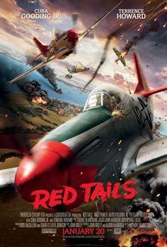 Kırmızı Kuyruklar Filosu – Red Tails izle