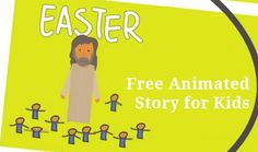 Awesome video that presents the Easter Story for children. This one is just over 4 minutes long and would be a perfect supplement to any lesson plan about Jesus' Resurrection... shared with me by our Awana leader
