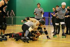 When Arefstotle plays Merby. Derby Royale 2013