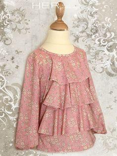 HER Little world, Patron de couture pour vêtement enfant, Tunique Pétillante