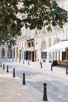 Place Dauphine in Paris