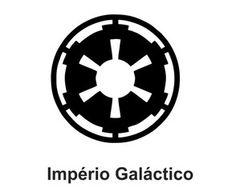 Adesivo Star Wars - Império Galáctico