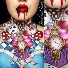 ❤ALICE IN WONDERLAND❤ my part to an upcoming collab! I chose the character Alice! DETAILS~~~~ (going to do this as a large lump instead of breaking it up into parts)