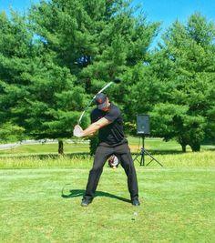 "Josh ""Superman"" Crews of Mutant Golf"